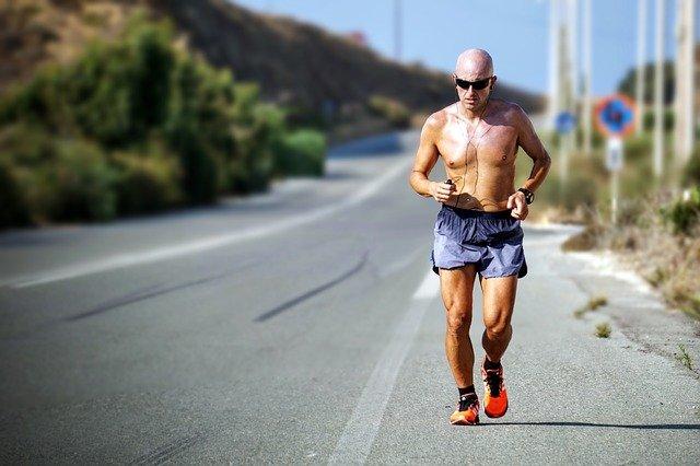 kondiční běh